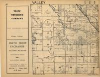 Valley T2N-R14W, Allegan County 1954